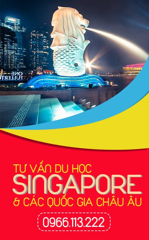 tư vấn du học Singapore tại Tp Vinh,tuyển sinh du học Singapore tại Nghệ An
